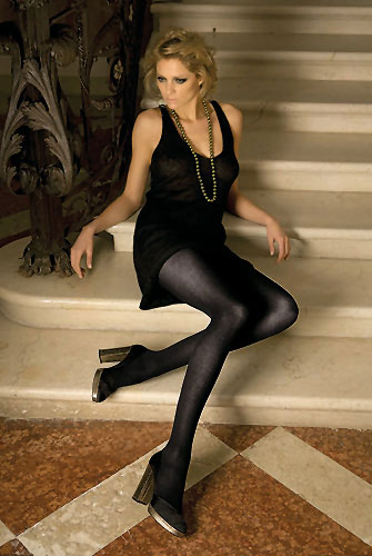 Trasparenze Melani 80 Denier Cotton Tights