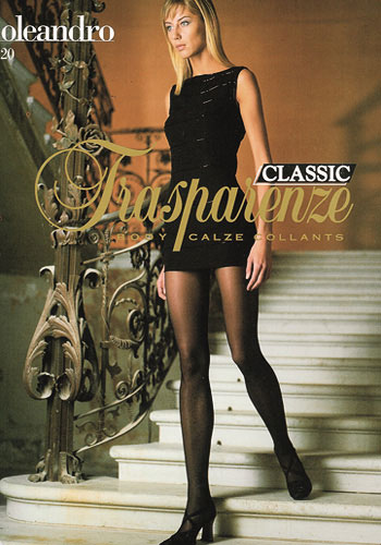 Trasparenze Oleandro 20 Tights