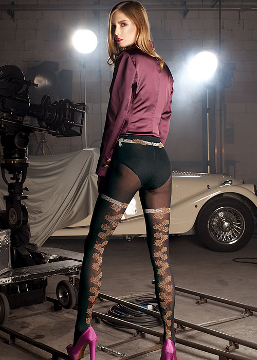 Trasparenze Show Tights