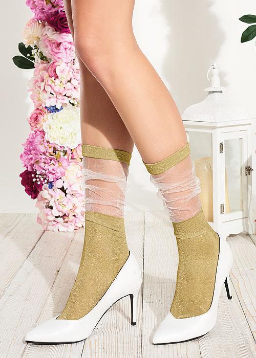 Trasparenze Lavender Socks