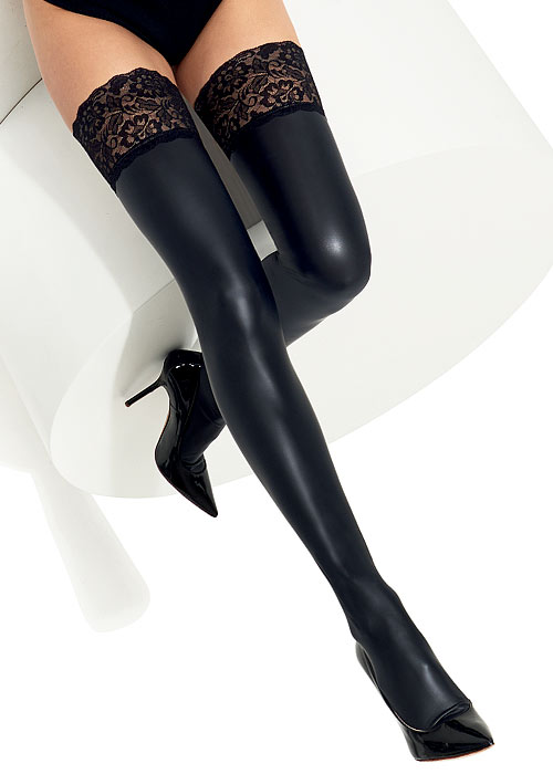 Trasparenze Allen Fashion Hold Ups