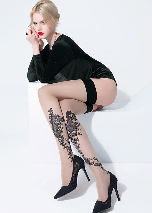 5288d7a31 Find every shop in the world selling patterned hold ups at PricePi ...