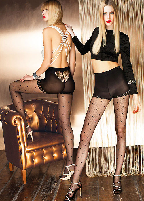 Trasparenze Berillo Tights
