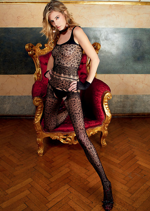 Trasparenze Cannonau Bodystocking