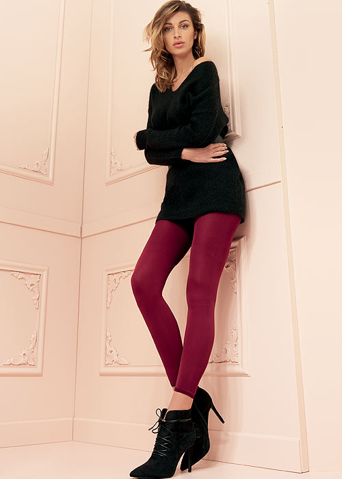 Trasparenze Dorella 100 Denier Footless Tights