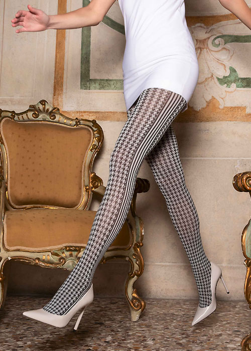 Trasparenze Drago Tights