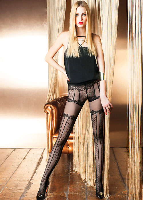 Trasparenze Eliodoro Tights