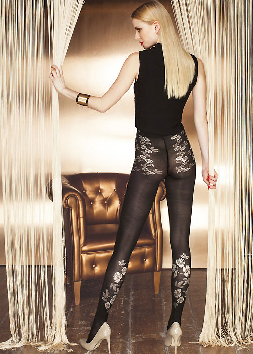 Trasparenze Grafite Tights