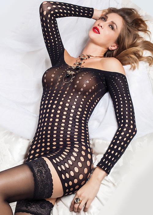 Trasparenze Hannele Dress