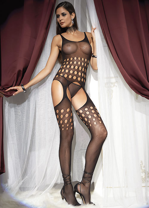 Trasparenze Iana Bodystocking