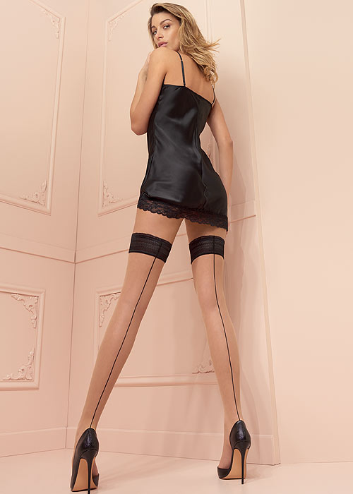 Trasparenze Jessy Backseam Hold Ups