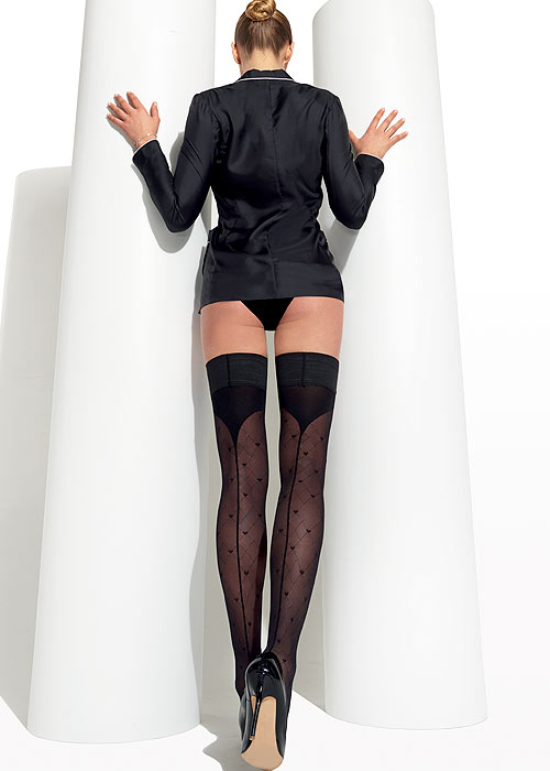 Trasparenze Malle Fashion Hold Ups