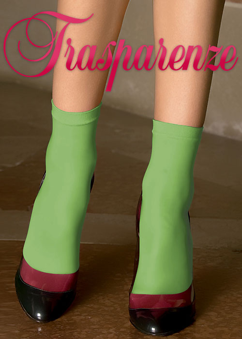 Trasparenze Monique Cotton Ankle Socks