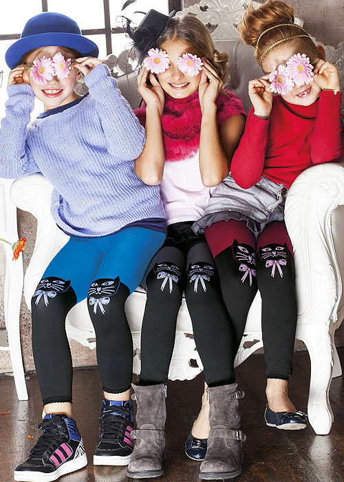 Trasparenze Childrens Nausicaa Footless Tights