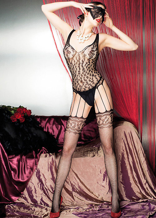 Trasparenze Persefone Bodystocking