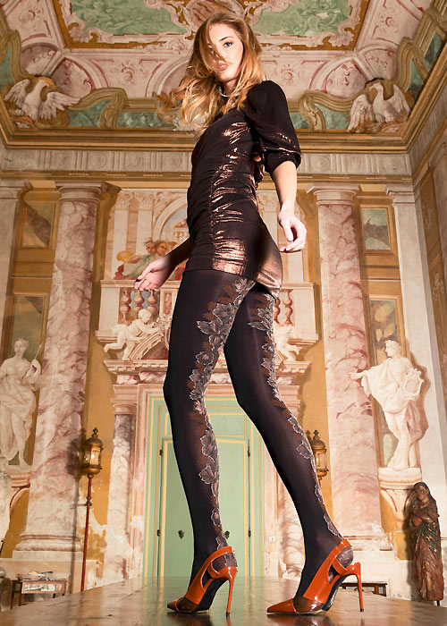 Trasparenze Satiro Fashion Tights