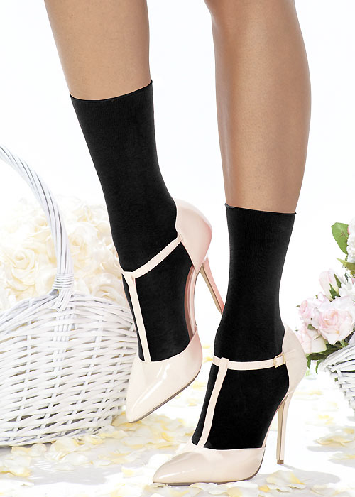 Trasparenze Wilma Ankle Highs
