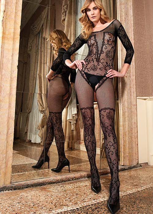 Trasparenze Euripide Bodystocking