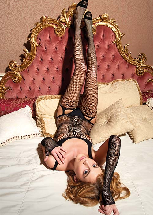 Trasparenze Leonida Bodystocking