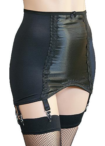Discount open bottom girdles