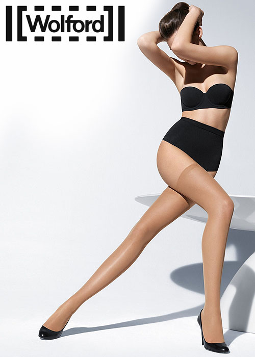 Wolford Fatal 15 Seamless Hold Ups