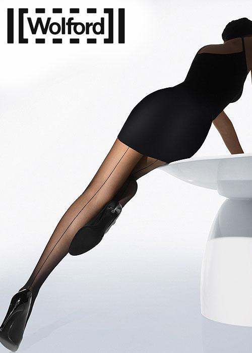 1960s Tights, Panty Hose, Stockings, Knee High Socks Backseam Tights £28.99 AT vintagedancer.com
