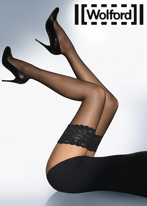 Wolford Satin Touch 20 Hold Ups