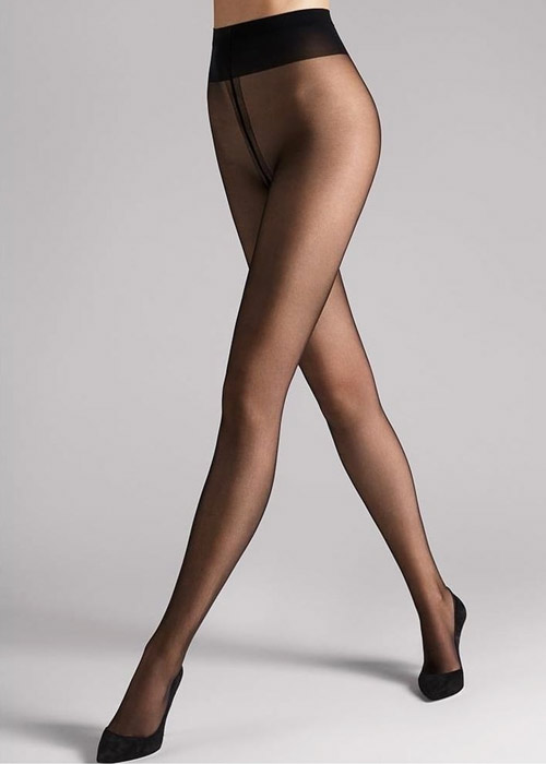 Wolford Individual 10 Tights Zoom 1