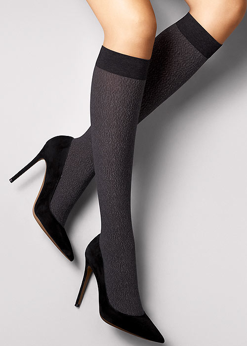 Wolford Jenn Knee Highs