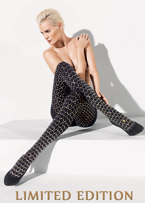Wolford Limited Edition Jewellery Tights