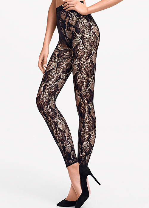 Wolford Louise Footless Tights