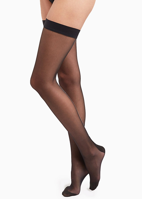 Wolford Luna Hold Ups Zoom 2