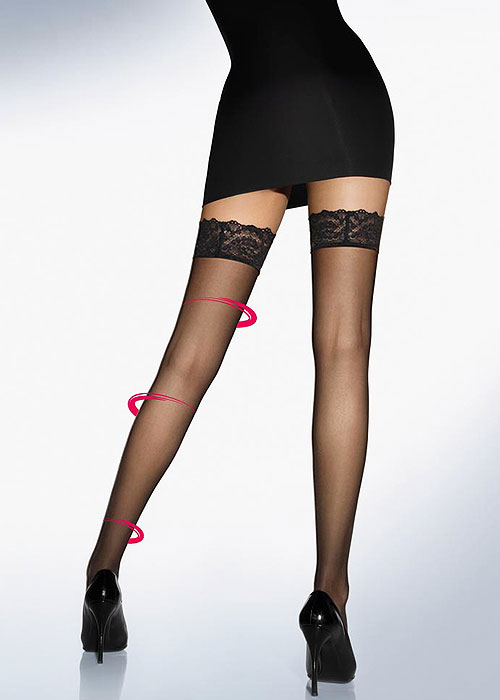 Wolford Miss W 30 Strong Support Hold Ups