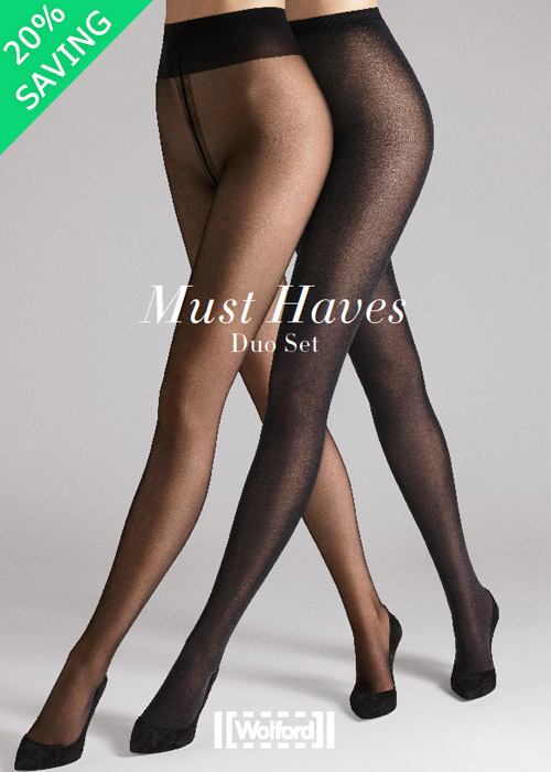 Wolford Must Haves Duo Set