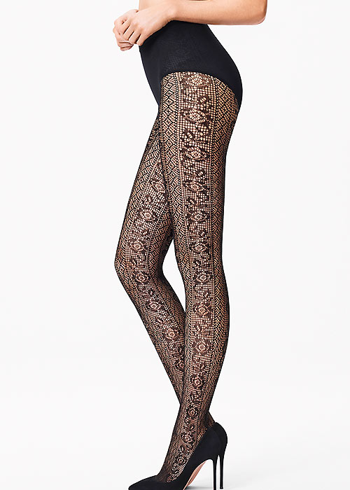 Wolford Nancy Fashion Tights