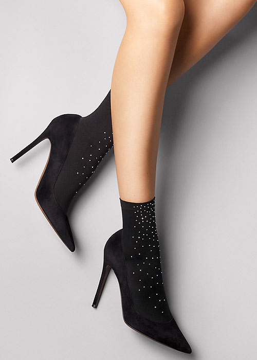Wolford Ryssa Ankle Highs