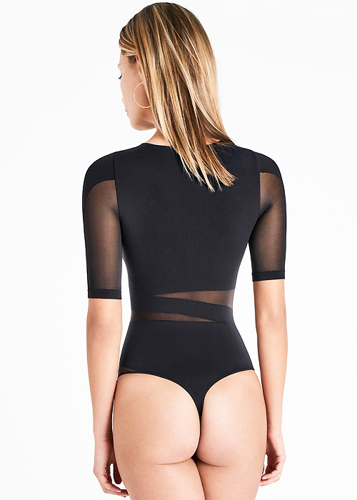 Wolford Sail Print String Body Zoom 2