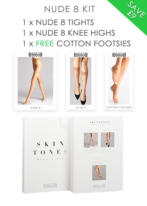 Wolford Skintones Nude 8 Kit