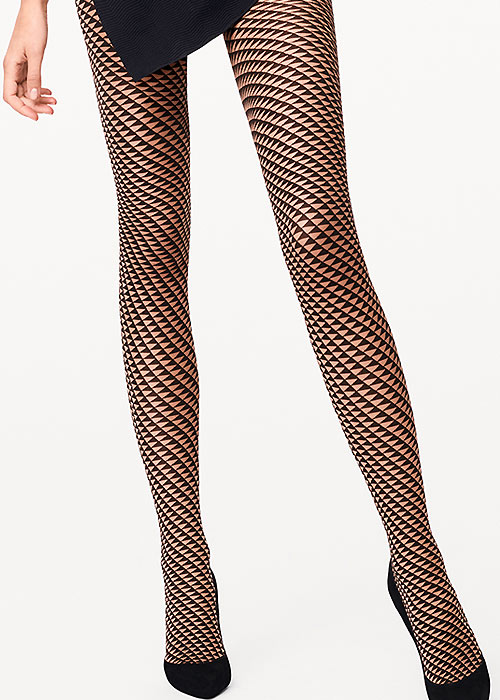 Wolford Triangle Tights