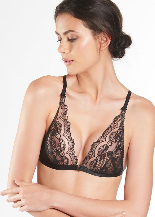 Aubade Soleil Nocturne Triangle Bralette