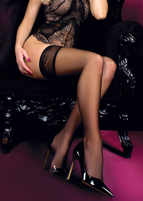 Ballerina Siona Glamour Hold Ups