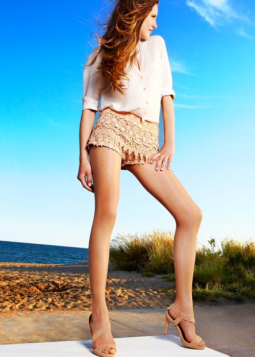 Cecilia de Rafael Sevilla Gloss Summer Tights