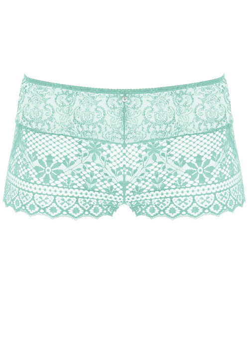 Empreinte Cassiopee Blue Tendre Lace Shorty Zoom 3