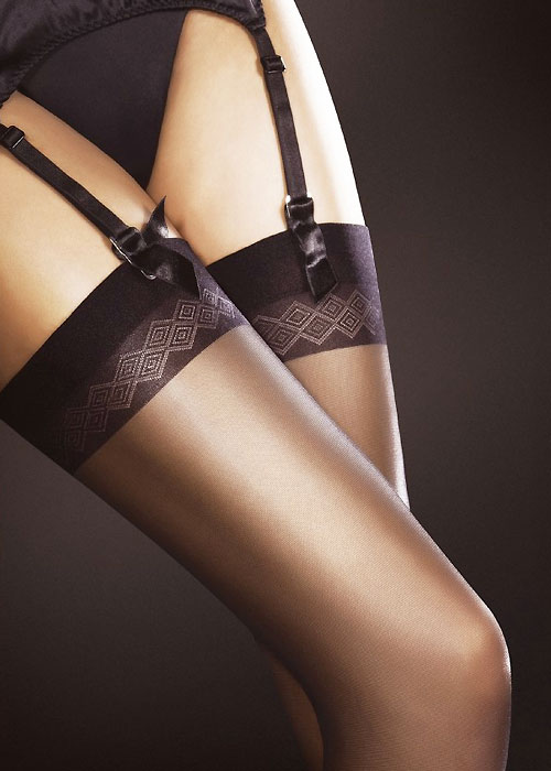 Fiore Romance 20 Stockings