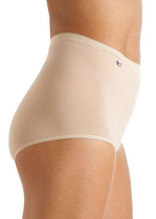 La Marquise Comfort Stretch Maxi Brief 3 Pack Zoom 2