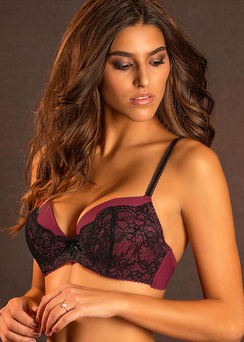 Lascana Luisa Push-Up Bra