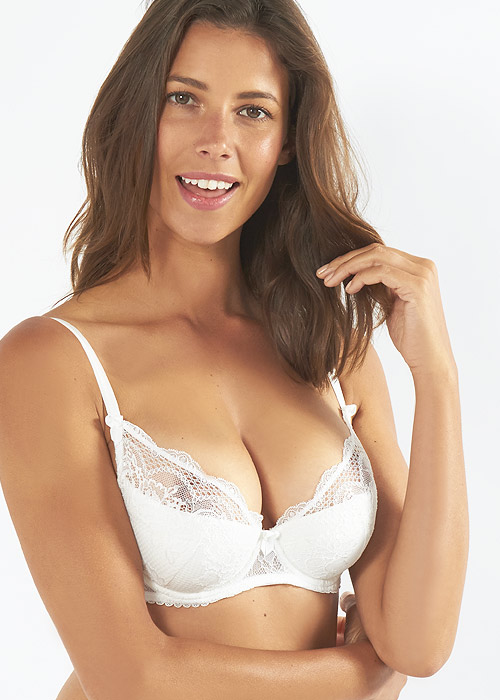 Mimi Holliday Picture Perfect Fully Padded Super Plunge Bra