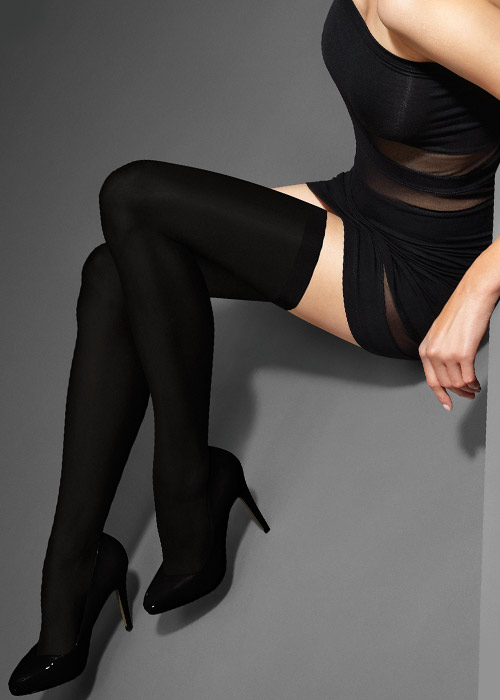 Marilyn Lux Line 40 Denier Hold Ups