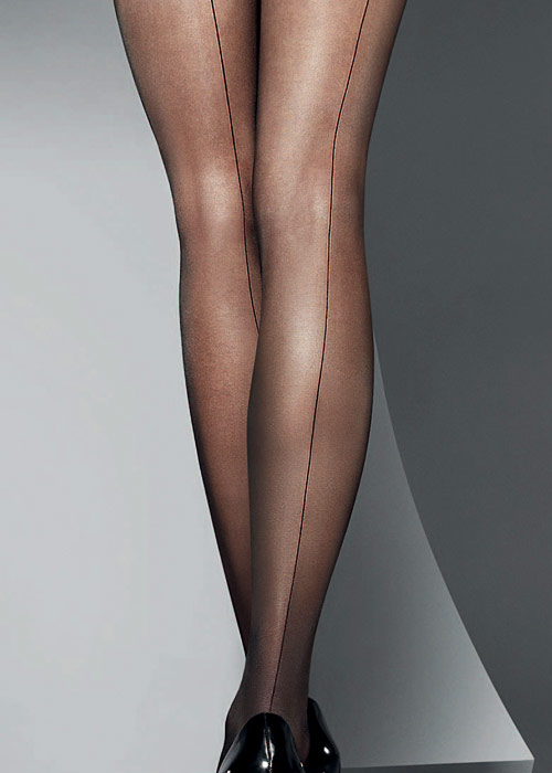 Marilyn Lux Line Art Deco 20 Tights Zoom 2