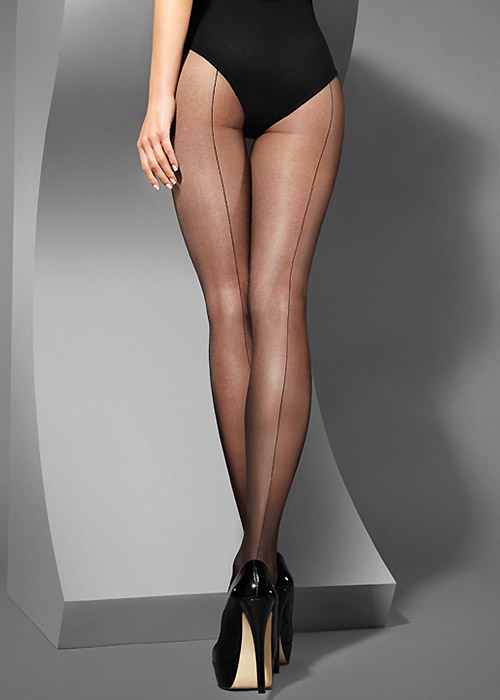 Marilyn Lux Line Art Deco 20 Tights